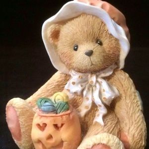 "Cherished Teddies Connie ""You're a Sweet Treat"""